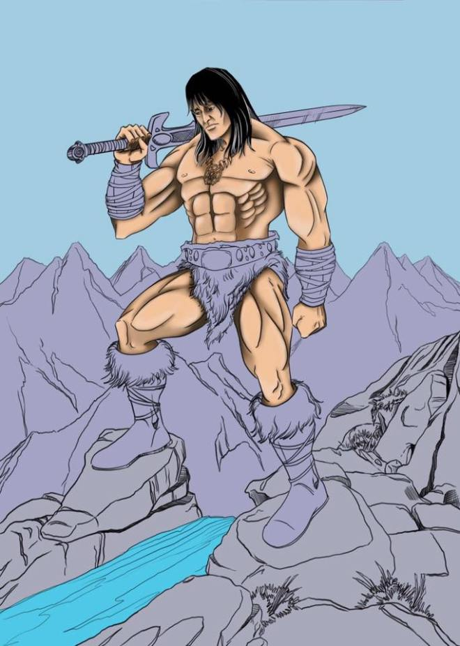 JSH Conan - color