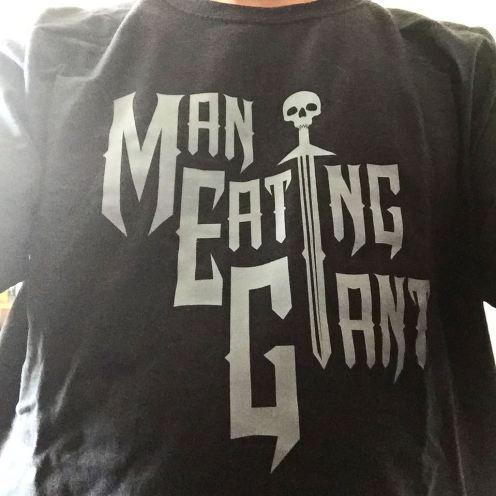 MEG shirt from Death Angel show at BCB
