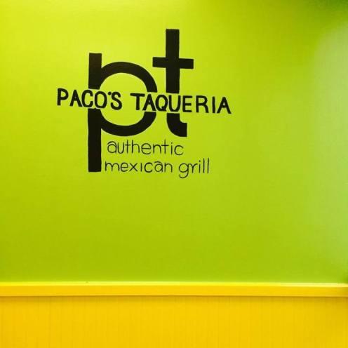 Paco's Taqueria